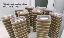 Hộp nhựa đựng thực phẩm dùng một lần