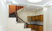 Bán nhà Ngõ 207 Xuân Đỉnh DT 50m2, xây mới 5 tầng