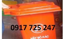 Thùng rác nhựa 240lit composite