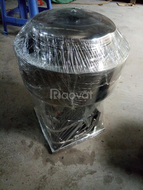 Máy xay giò chả loại 1.5kg chân Inox