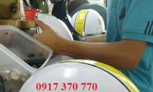 Mũ bảo hiểm quảng cáo, sản xuất mũ bảo hiểm theo yêu cầu