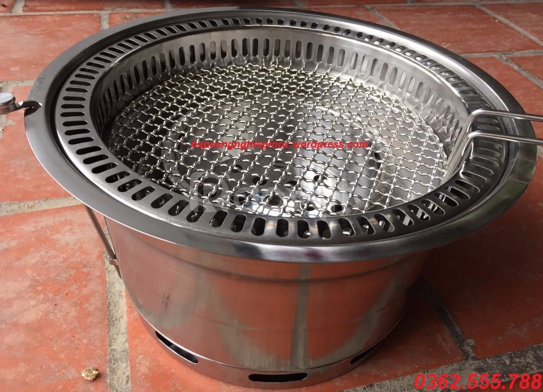 Bán các loại vỉ nướng bếp nướng (gang + inox) nhà hàng nướng BBQ rẻ