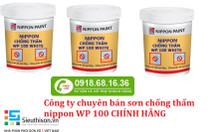 Cửa hàng chuyên bán sơn chống thấm nippon wp100 tại Phú Yên