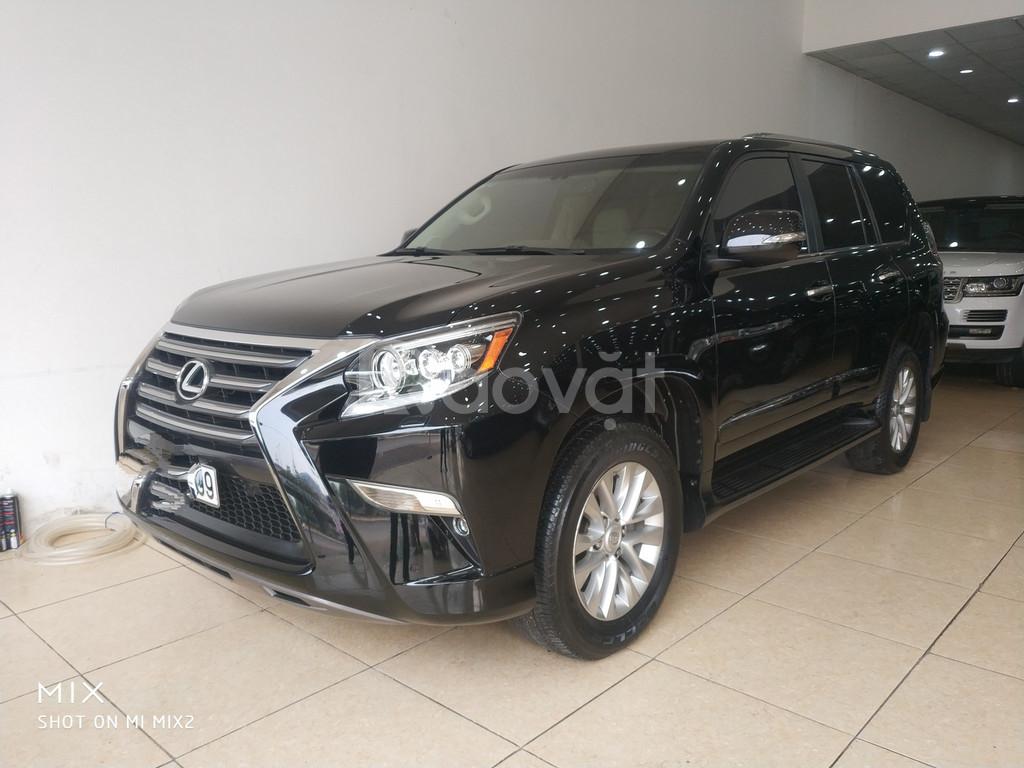Viet Auto bán GX 460 màu đen sx 2014 xe nhập Mỹ