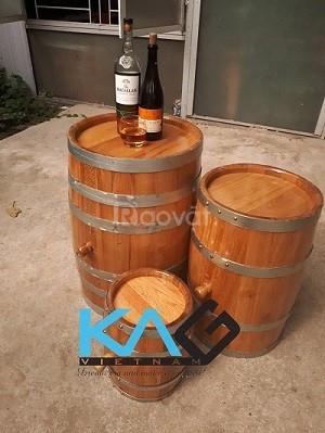 Rượu whiskey tự ngâm ủ ngon hơn rượu tây