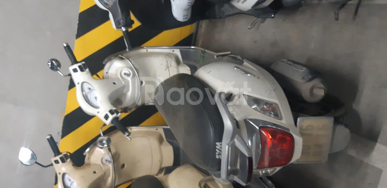 Bán xe Atila đang sử dụng, màu trắng
