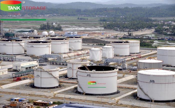 Bể chứa xăng dầu 1000m3