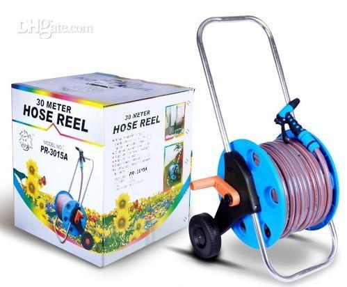 Rulo cuộn ống nước tưới vườn