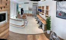 Cho thuê căn hộ văn phòng 58m2 tại Phú Mỹ Hưng