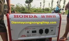 Ở đây bán máy phát điện Honda Thái Lan SH7500ex-5kw le tự động giá rẻ