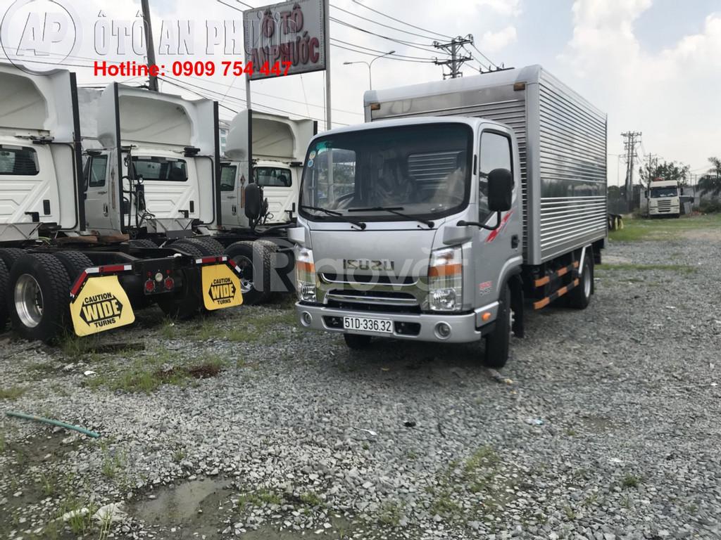 Xe tải isuzu 2T4, isuzu 2t4 giá cực tốt