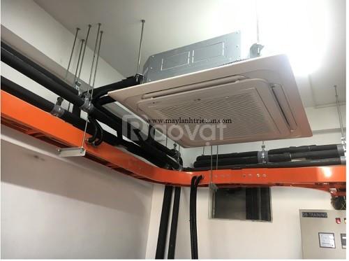 Tư vấn thiết kế, lắp đặt máy lạnh âm trần Cassette LG
