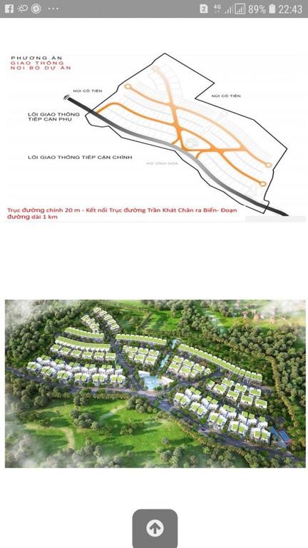 Cơn sốt đất nền phía Bắc Nha Trang - Dự DamEva Residences