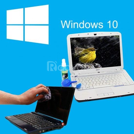 Dịch vụ cài win 7,8,10 cho laptop Acer uy tín giá cả hợp lý