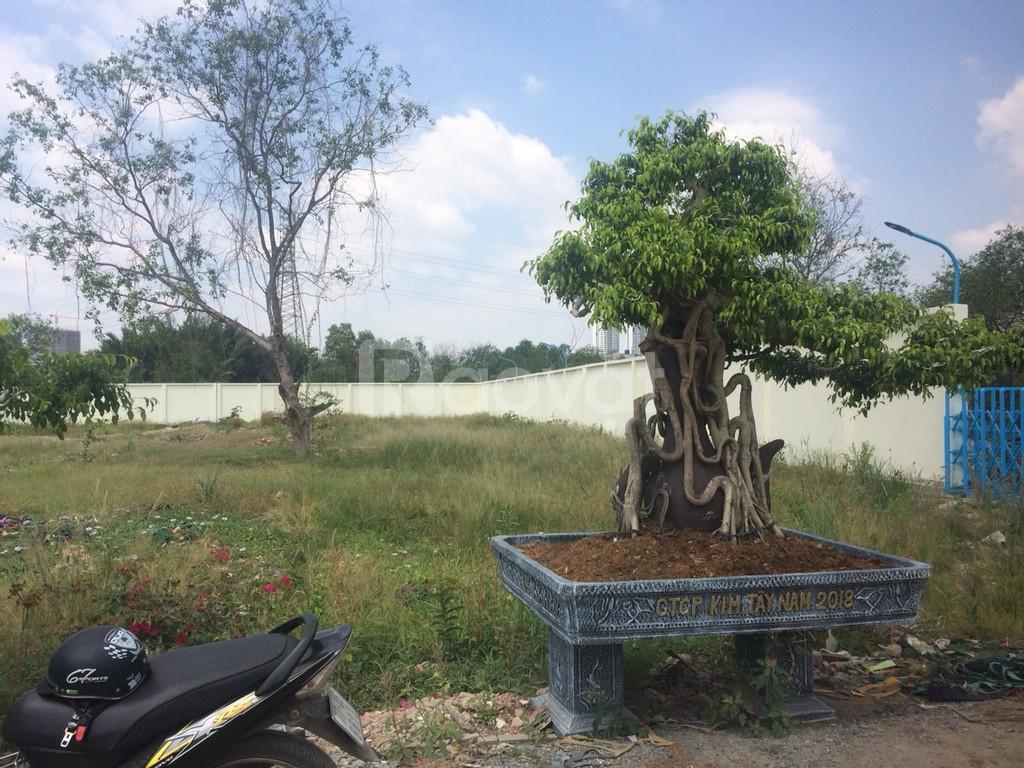 Bán gấp đất mặt tiền Huỳnh Tấn Phát, DT 120m2 CK 7 chỉ