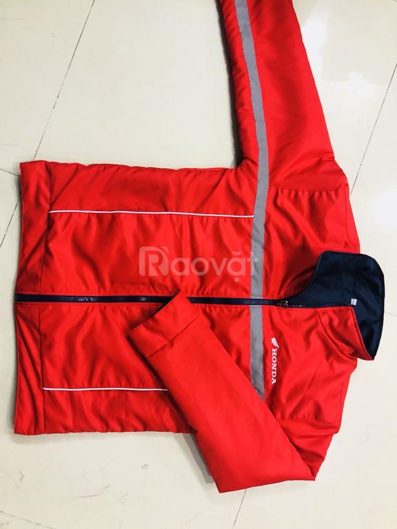 Xưởng may áo khoác dù giá rẻ