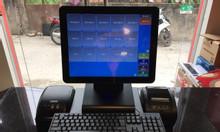 Lắp đặt máy tính tiền cho quán cafe trà sữa tại Hà Nội