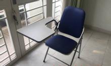 Thanh lý ghế gấp liền học sinh, sinh viên giá rẻ