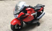 Xe máy điện trẻ em tay ga chân phanh xịn giá rẻ