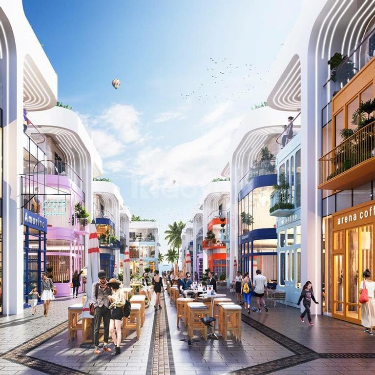 100% thu hồi vốn với 10 năm cam kết shopvilla Cam Ranh