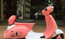 Xe máy điện Vespa cho bé gái sang chảnh giá rẻ