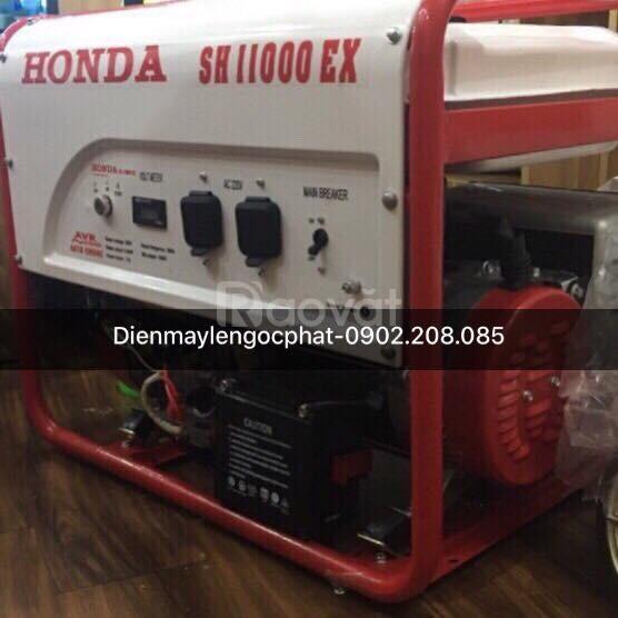 Máy phát điện chính hãng Honda Sh11000ex 10kw le tự động giá rẻ