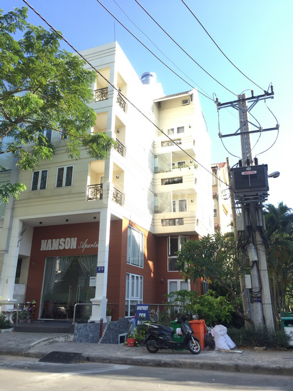 Cho thuê khách sạn, căn hộ dịch vụ có 14 phòng tại Phú Mỹ Hưng, Quận 7 (ảnh 1)