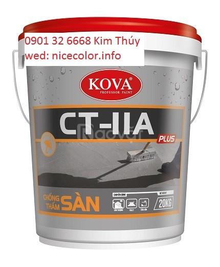 Đại lý cấp 1 sơn KOVA giá rẻ Quảng Ngãi, Bình Định năm 2019