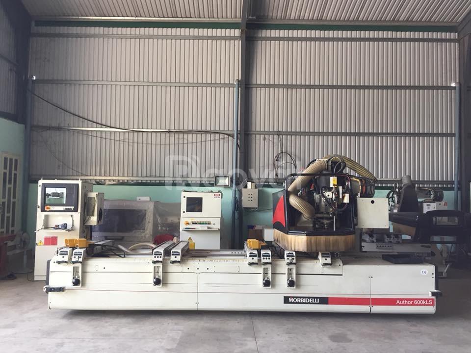 Cần bán - máy cnc trung tâm Morbidelli A600KLS