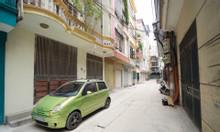 Bán nhà Đào Tấn, Linh Lang, Ba Đình 43m2x4 tầng ngõ ô tô cách phố 30m
