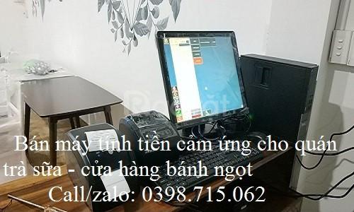 Chuyên bán máy tính tiền giá rẻ tại Sóc Trăng cho quán trà sữa