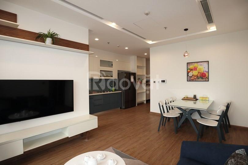 BQL cho thuê căn hộ Hoàng cầu Skyline, 83M2, 2PN, view hồ, giá 16tr/th