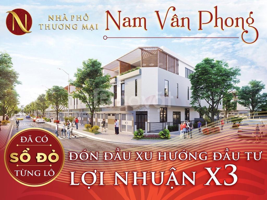 1 nền Nam Vân Phong, chỉ 6 triệu/m2 nhận ngay sổ đỏ (ảnh 1)