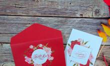 Dịch vụ in thiệp cưới giá rẻ Happy Đà Nẵng