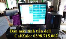 Bán máy tính tiền cho quán cafe giá rẻ tại Sóc Trăng
