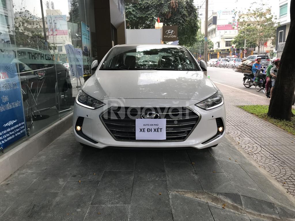 Hyundai Elantra 2.0, giá tốt, đủ màu giao ngay Hyundai An Phú
