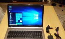 Laptop Hp Pavilion DV7 i7 8G 500G 17in Loa nghe to màn đẹp nguyên zin