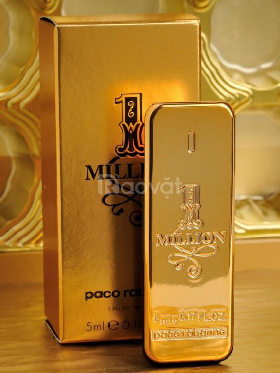 Nước hoa nam Paco Rabanne One Million EDT 50ml chính hãng của Pháp - Nước  hoa - VnExpress Rao Vặt