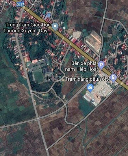 Cơ hội đầu tư đất nền khu dân cư Am Cam, Hiệp Hòa, BG chỉ từ 600 triệu