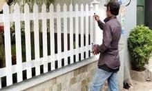 Giá sơn cửa sắt, sơn cổng sắt, sơn lan can sắt, sơn hàng rào sắt