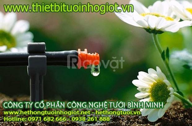 Thiết bị tưới nhỏ giọt thiết bi tưới nhỏ giọt tại Hà Nội