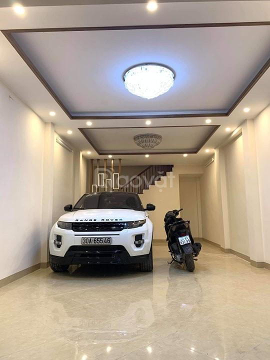Bán nhà ngõ oto Trung Yên DT 45m2, 5 tầng MT 4.5m