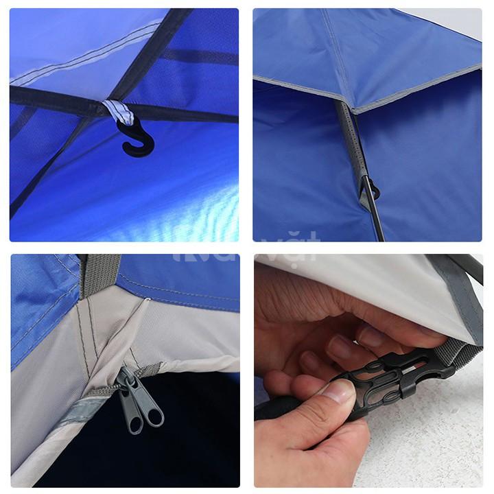 Lều trại dã ngoại cao cấp tự động 4 người Gazelle Outdoors GL1268