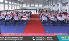 Dịch vụ tổ chức lễ khánh thành chuyên nghiệp tại Tp HCM