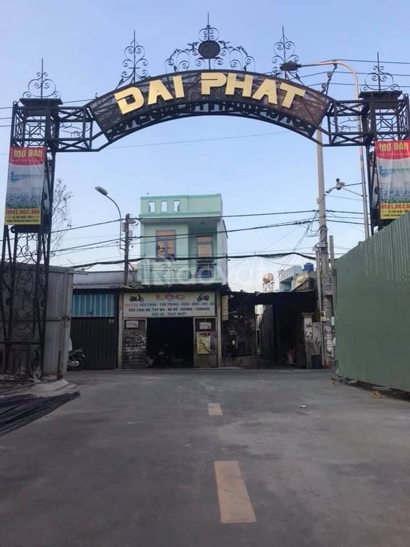 Nhà mặt tiền quận 12 nhà phố mặt tiền Song Minh Residence