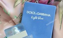 Nước hoa nữ Dolce & Gabbana Light Blue EDT 100ml chính hãng