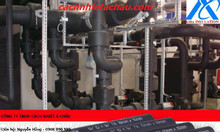 Ống gen Superlon cách nhiệt đường ống nước lạnh và hệ thống cấp đông