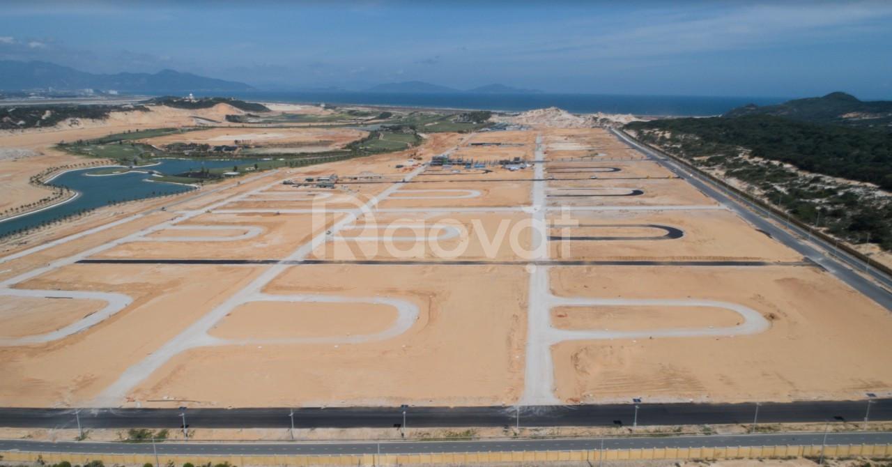 Nhận booking – giữ chỗ đất nền đẹp ngay sân bay Cam Ranh, giá tốt