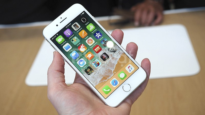 Iphone 8 64G quốc tế mới 95%-99%