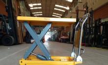 Xe nâng tay Mới hàng đẹp, chính hãng Totallifter,KT990x500x1100